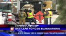 Gas Leak Forces Evacuation