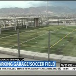 UCCS Newest Parking Garage gains national attention