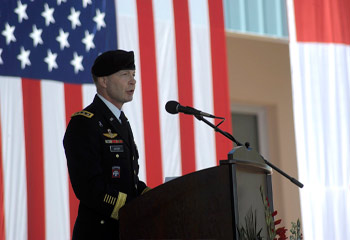 Service Members and Community Leaders From Across Colorado Springs Join for 9/11 Commemoration