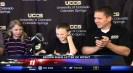 Kavan Brown's press conference at UCCS