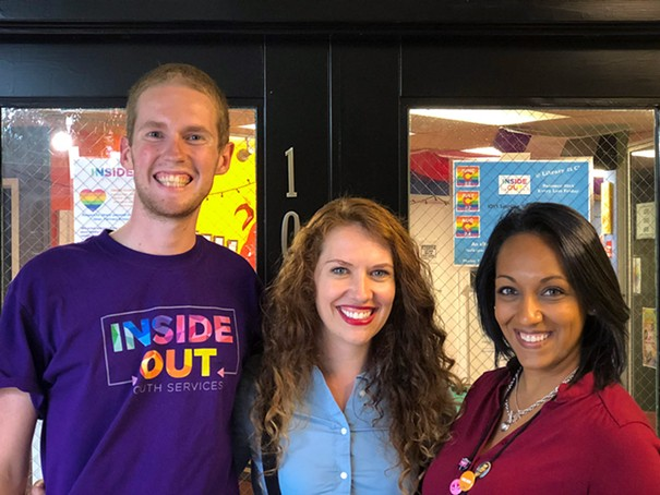 Inside Out Youth Services