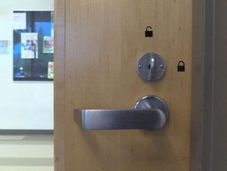 UCCS door locks